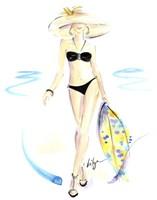 Bikini Thrill Fine Art Print