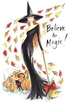 Believe In Magic Fine Art Print