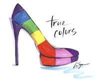 True Colors Fine Art Print