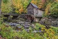 Grist Mill Fall 2013 1 Fine Art Print