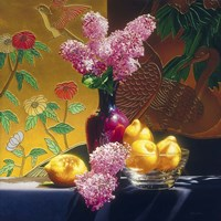 Ying Yang Fine Art Print