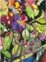 Berk Garden Fine Art Print