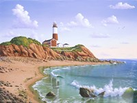 Montauk Point, NY Fine Art Print