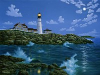 Portland Head Light Fine Art Print