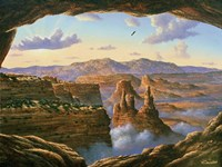 Island In The Sky - Canyonlands Fine Art Print