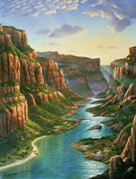Colorado River - Grand Canyon Fine Art Print