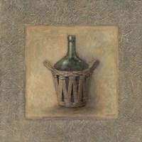 Jar In A Vase Framed Print