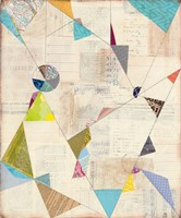 Geometric Background I Fine Art Print