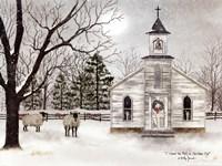 I Heard the Bells On Christmas Day Fine Art Print