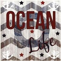 Ocean Life Fine Art Print