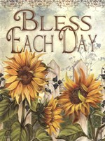 Bless Each Day Fine Art Print
