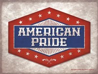 American Pride Fine Art Print