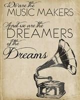 Dreamers Fine Art Print