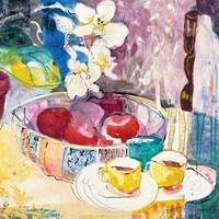 Two for Tea Fine Art Print