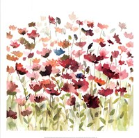 Into The Garden Fine Art Print