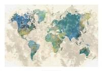 No Borders Fine Art Print