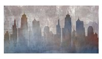 Urban Reflections Fine Art Print