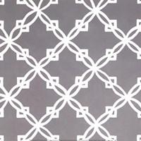 Latticework Tile I Fine Art Print