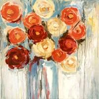 Sunlit Blooms Fine Art Print