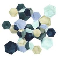 Crystallize I Fine Art Print