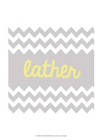 Lather Fine Art Print