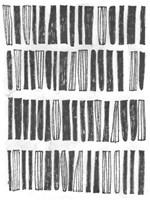 Symbol Imprint IV Framed Print