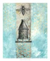 Vintage Beekeeper I Framed Print