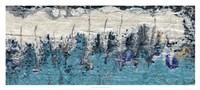 Bering Strait II Framed Print