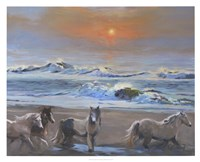 Dawn Passage Fine Art Print