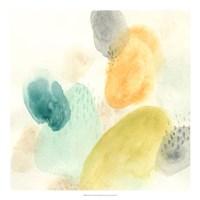 River Stones II Framed Print