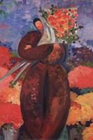Florenza Mercado Fine Art Print