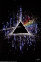 Dark Side of the Moon Fine Art Print