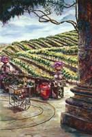 The Wine Vendor Fine Art Print