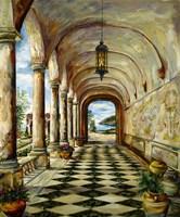 Fresco Stories Fine Art Print
