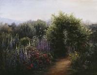 Equinox Gardens Fine Art Print