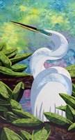 Great Egret Fine Art Print
