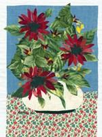 Red Flowers Fine Art Print