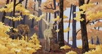 Family of Moose Fine Art Print