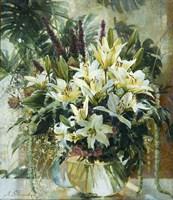 Andrew's bouquet Fine Art Print