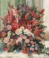 Festive Bouquet Fine Art Print