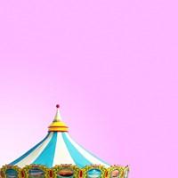 Candy Carousel 2 Fine Art Print