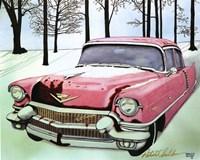 '57 Cadi Fine Art Print