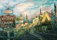Las Vegas Strip Fine Art Print