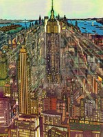 Manhattan 71 Fine Art Print