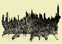 New York City 78 Fine Art Print