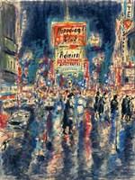 New York Times Square Fine Art Print