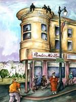 San Francisco Fine Art Print