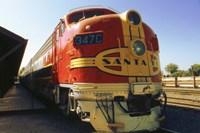 Santa Fe Railroad Fine Art Print