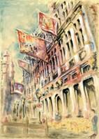 Brussels Fine Art Print