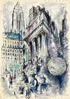 New York 79 Fine Art Print